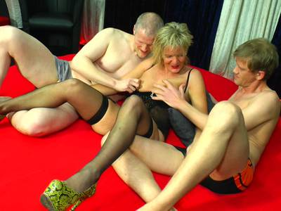 Ehemann Ehefrau Swinger Party